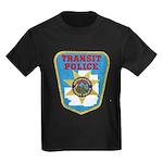 Metropolitan Transit Police Kids Dark T-Shirt