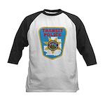 Metropolitan Transit Police Kids Baseball Jersey