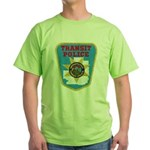 Metropolitan Transit Police Green T-Shirt
