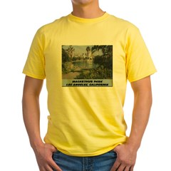 Macarthur Park Yellow T-Shirt