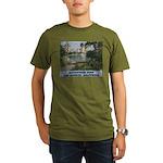 Macarthur Park Organic Men's T-Shirt (dark)