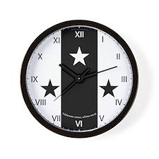Meridies Populace Badge Wall Clock