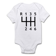 Gearshift - Race Infant Bodysuit