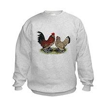 DUccle Mille Fleur Pair Sweatshirt