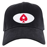 PokerStars Shirts and Clothin Baseball Cap