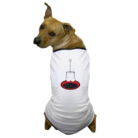 tea bag 2.0 Dog T-Shirt