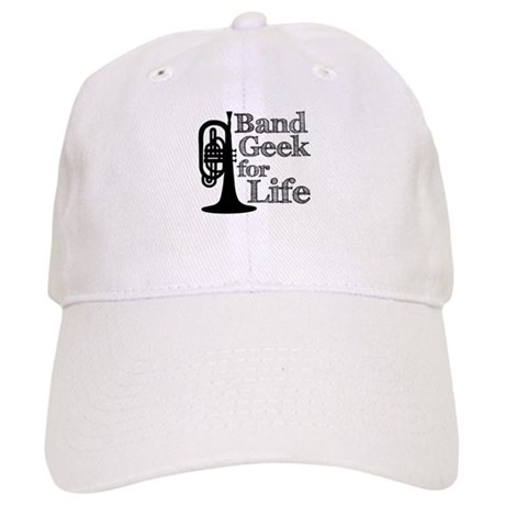 Band Geek for Life Cap