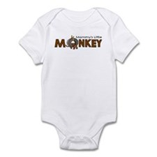 Mommy's Lil Monkey Infant Creeper