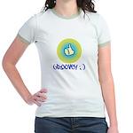 """""""GROOVEY"""" Jr. RINGER TEE"""