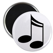Classic Musical Notes Magnet (10 pack)