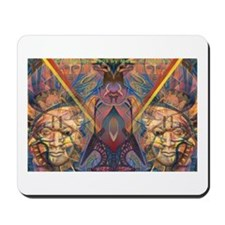 African Magic Mousepad