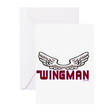WINGMAN Greeting Cards (Pk of 10)