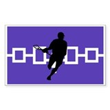 Lacrosse Iroquois Nation Bumper Stickers
