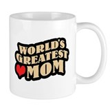 Worlds Greatest Mom  Tasse