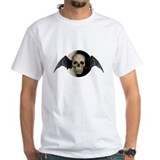 Winged Skull w/Moon  Shirt