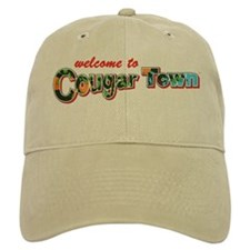 Welcome to Cougar Town Baseball Cap