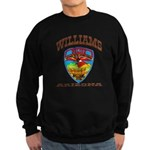 Williams Police Sweatshirt (dark)