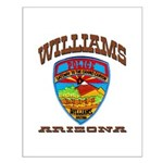 Williams Police Small Poster