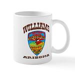 Williams Police Mug