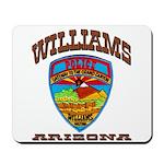 Williams Police Mousepad