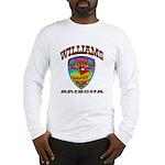 Williams Police Long Sleeve T-Shirt