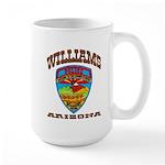 Williams Police Large Mug