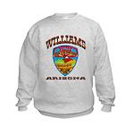 Williams Police Kids Sweatshirt