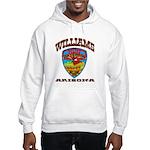 Williams Police Hooded Sweatshirt