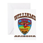 Williams Police Greeting Cards (Pk of 20)