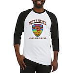 Williams Police Baseball Jersey
