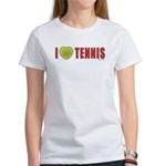 Tennis Love 2 Women's T-Shirt