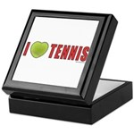 Tennis Love 2 Keepsake Box