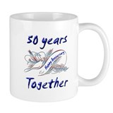 Unique 50th presents Mug