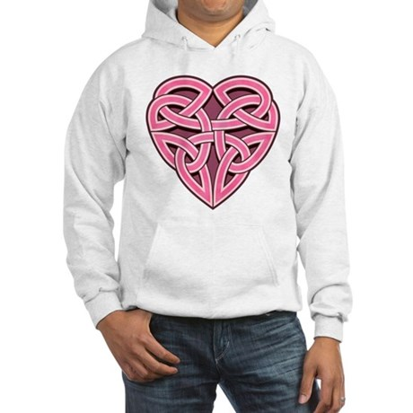 Bijii Heartknot Hooded Sweatshirt