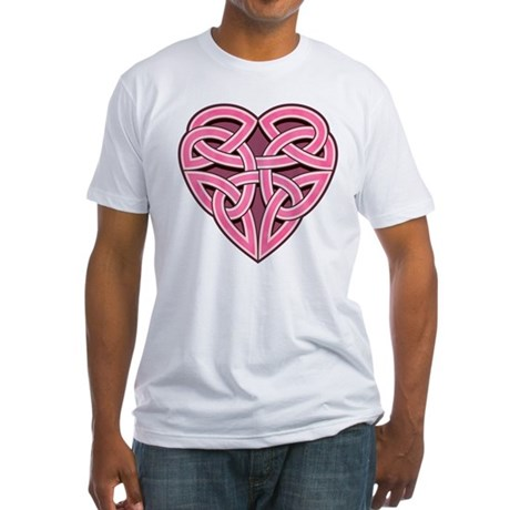 Bijii Heartknot Fitted T-Shirt