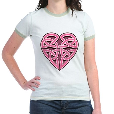Bijii Heartknot Jr. Ringer T-Shirt