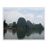 Guilin China Wall Calendar
