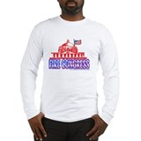 FIRE CONGRESS Long Sleeve T-Shirt