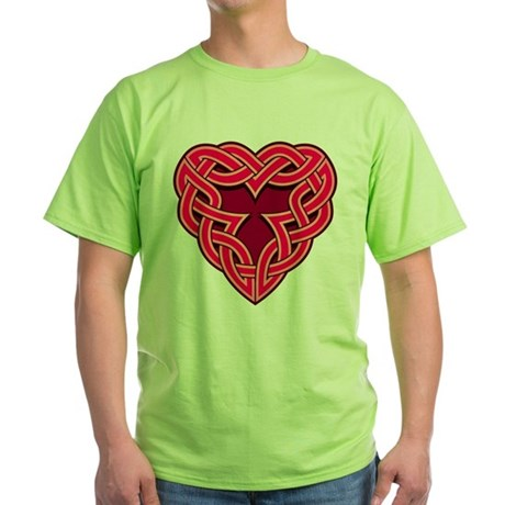 Chante Heartknot Green T-Shirt