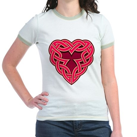 Chante Heartknot Jr. Ringer T-Shirt