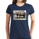Javan Rhinoceros Tee