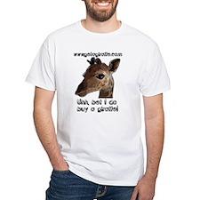 Buy A Giraffe Shirt