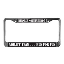 Agility License Plate Frame