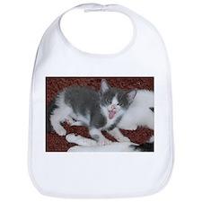 Cute Kitty cat Bib