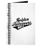 Golden Retrievers Rule Journal