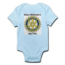 Rotary 180 Decatur IL Infant Creeper