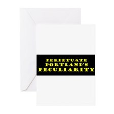 Unique Wierd Greeting Cards (Pk of 10)