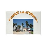 Venice California Rectangle Magnet (10 pack)