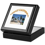 Venice California Keepsake Box
