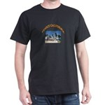 Venice California Dark T-Shirt